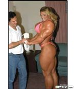 women bodybuilder trainwreck 12 1 ... (Click to enlarge)