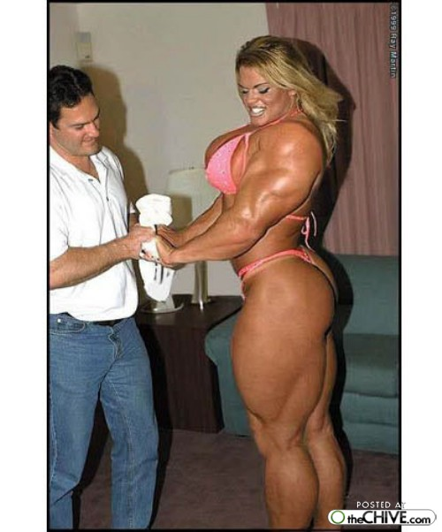 women bodybuilder trainwreck 12 1 ... (Click to enlarge)