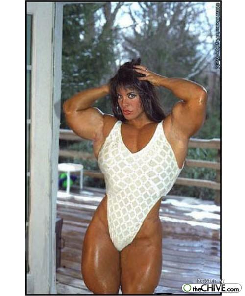 women bodybuilder trainwreck 14 1 ... (Click to enlarge)