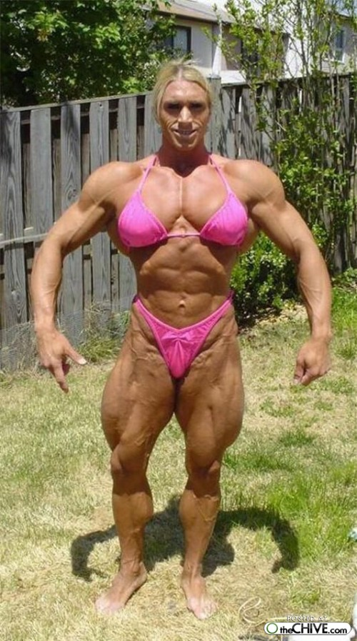 women bodybuilder trainwreck 17 1 ... (Click to enlarge)