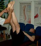 Dornmethod Leg Lenght check