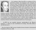 Professor Pantellini....who's who