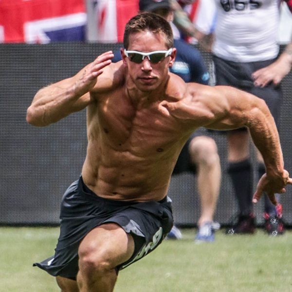 the gallery for gt dan bailey before crossfit