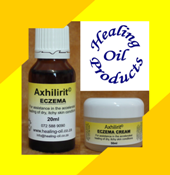 Axhilirit Eczema Products Banner 25
