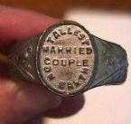 Gottlieb Alfreda Fischer ring