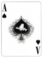 Frog ace of spades ... (Click to enlarge)