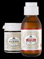 Strong black seed oil and capsules