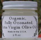 Ozonated Olive Oil