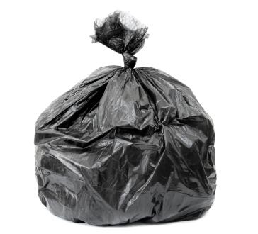 trash bag ... (Click to enlarge)