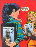 lovelorn sleestak