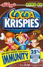 CocoaKrispies Box