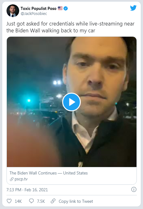 Jack Posobiec papers please