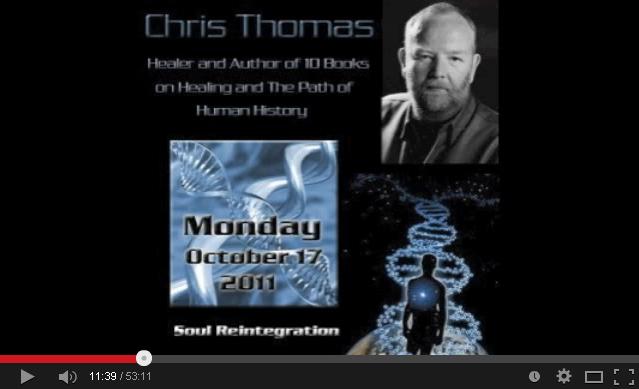 CHRIS THOMAS ON PYRAMIDS