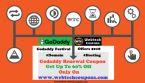 Godaddy Renewal Festival Offers 2018