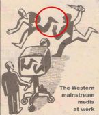 The Western mainstream media a1
