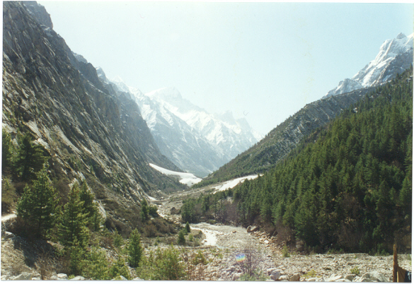 Ganga valley