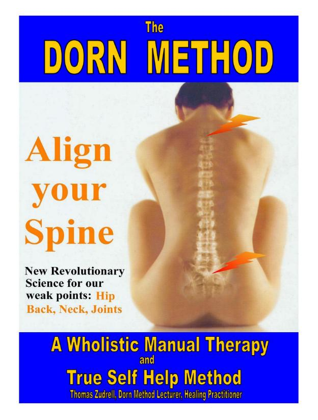 Dorn Method, Align your Spine ... (Click to enlarge)