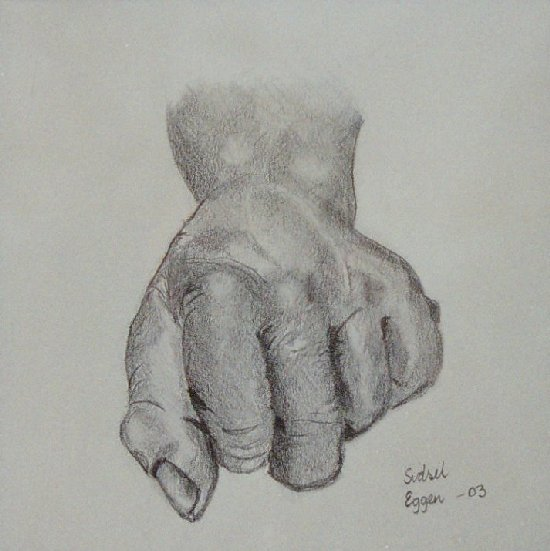 Hand by Sidsel Eggen ... (Click to enlarge)
