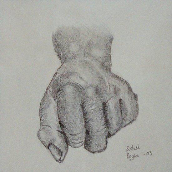 Hand by Sidsel Eggen