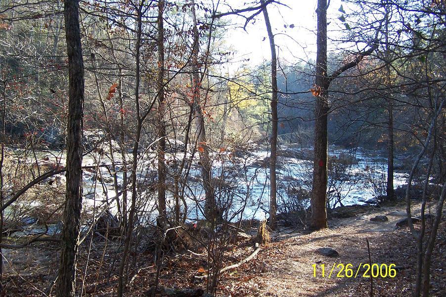 Red Trail in Nov 06