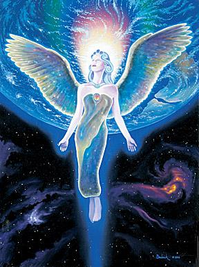 Ascension of Gaia web