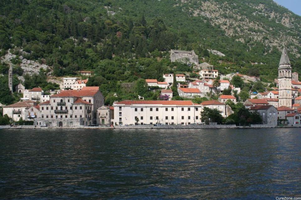 Boka Kotorska (Kotor Bay), Montenegro, July 2005